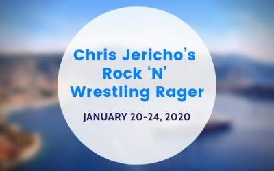Chris Jericho's Rock 'N' Wrestling Rager at Sea 2020