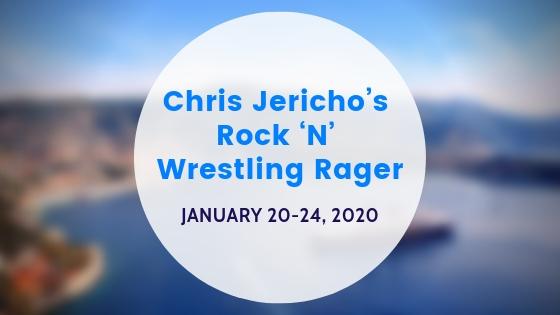Chris Jericho's Rock 'N' Wrestling Rager at Sea 2020