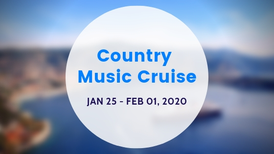 Country Music Cruise 2022