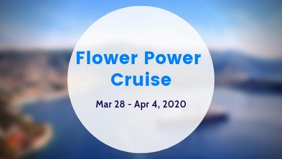 Flower Power Cruise 2020