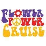 Flower Power Cruise Logo