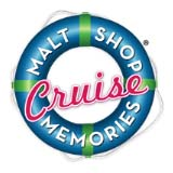 Malt Shop Memories Cruise Logo